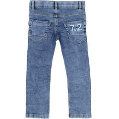 +Pantalon vaquero niño slim fit denim de Birba Trybeyond