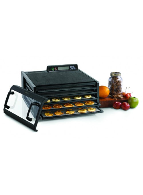 Excalibur Digital Dehydrator: 5 tray. NZ distributor.  Free book & freight