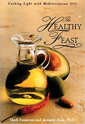 The Healthy Feast book by:  Mark Emmerson and Jeannette Ewin, PHD