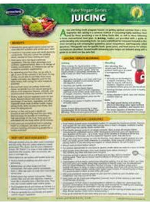 Juicing Chart by:  Kelly Serbonich
