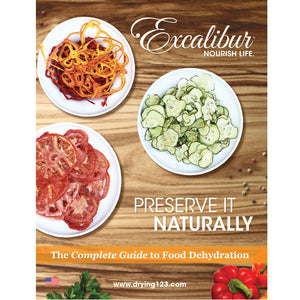 Preserve It Naturally book, by Excalibur