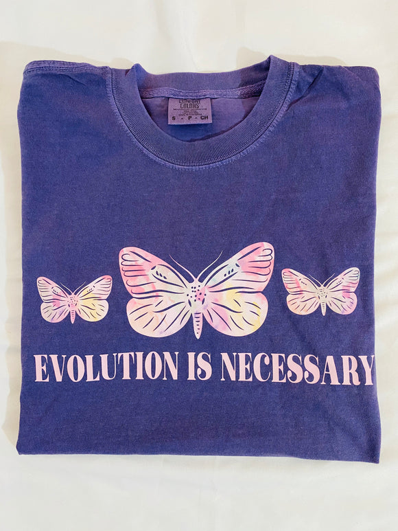 Evolution is Necessary Tee