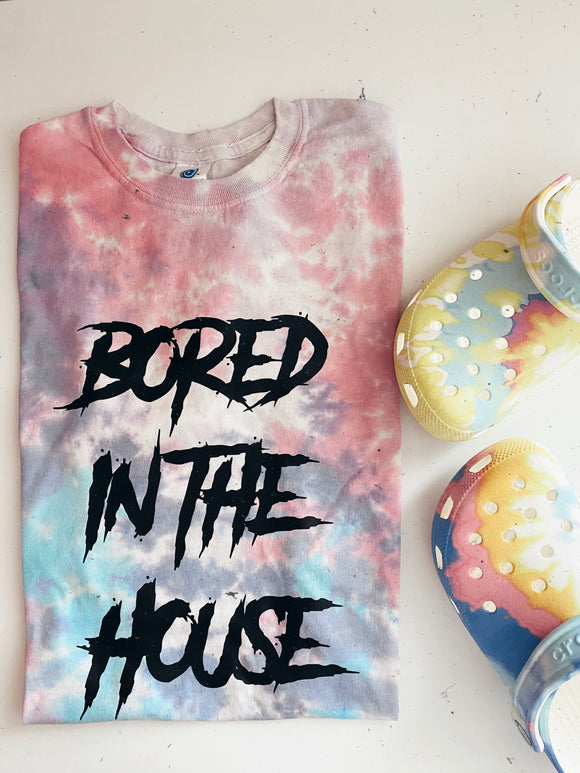 Bored in the House Adult Tee
