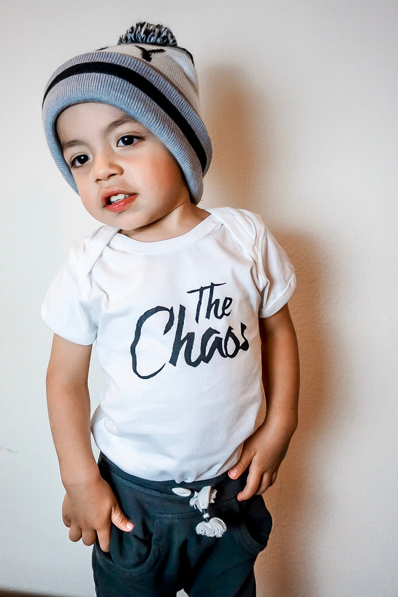 The Chaos Infant Onesie