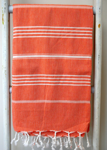 THE HANDTOWEL ORANGE