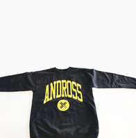 COLLEGIATE CREWNECK - LONG BEACH