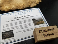 Glenfinnan Viaduct crafting Piece/display