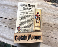 Captain Morgan Whiskey Set