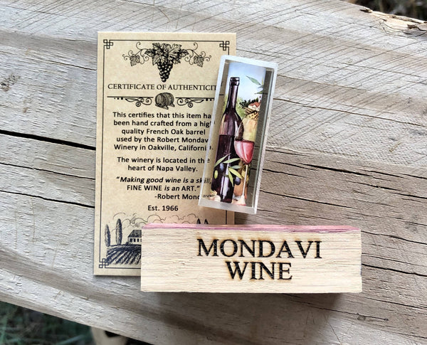 Mondavi Wine Set