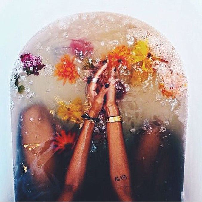 Treat Your Yoni W/ This DIY Detox Spiritual Bath