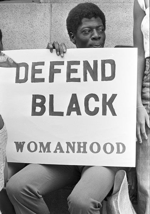 Black Women Don't Need Support, We Need Protection
