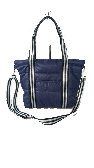 Haute Shore Puffer Tote Club