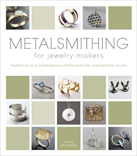 """Metalsmithing for Jewelry Makers"" Book"