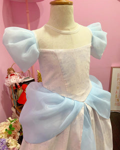 OOAK Cinderella in full fairy frost fabric