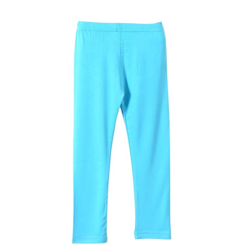 Cotton spandex Long pants