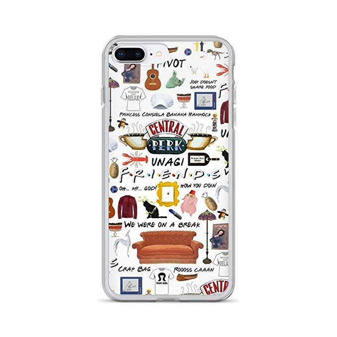 Central Perk Phone Case For iPhone