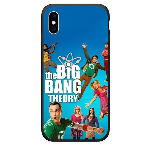 Big Bang Cast Phone Case For iPhone