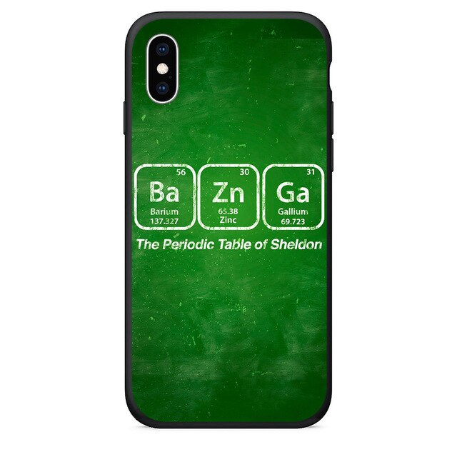 Bazinga Phone Case For iPhone