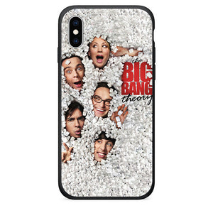 Big Bang Faces Phone Case For iPhone