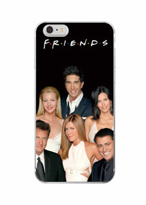 Friends Cast Phone Case For iPhone