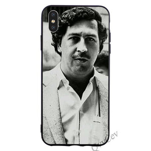 Pablo Escobar Phone Case For iPhone