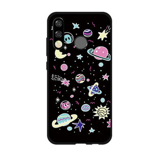 Cartoon TPU Case For Huawei