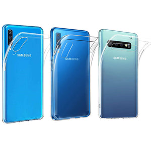 TPU Transparent Case For Samsung Galaxy