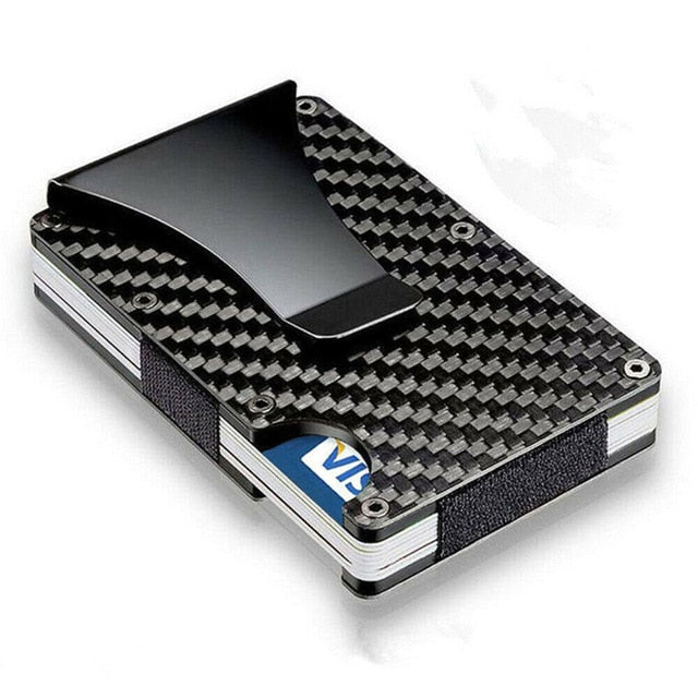 Carbon Fibre Wallet.