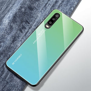 Gradient Rainbow Phone Case for Huawei