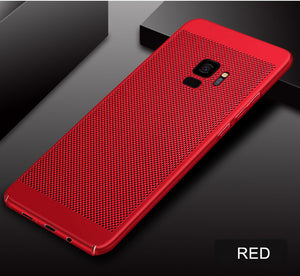Mesh Phone Case For Samsung Galaxy