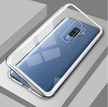 Load image into Gallery viewer, Magnetic Adsorption Metal Case For Samsung Galaxy