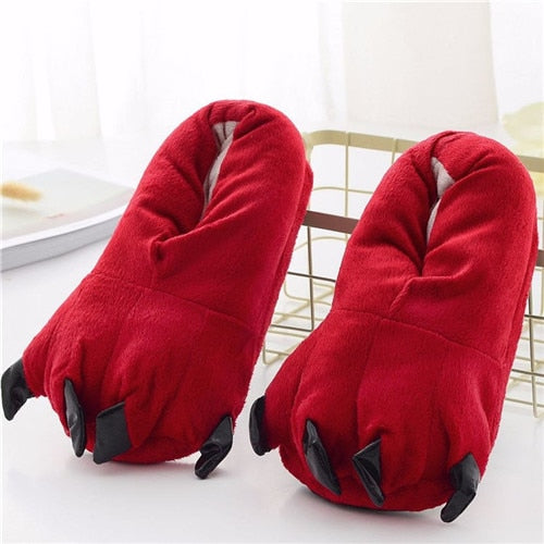 Kigurumi Slippers Red