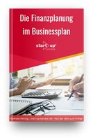 Ebook: Die Finanzplanung im Businessplan