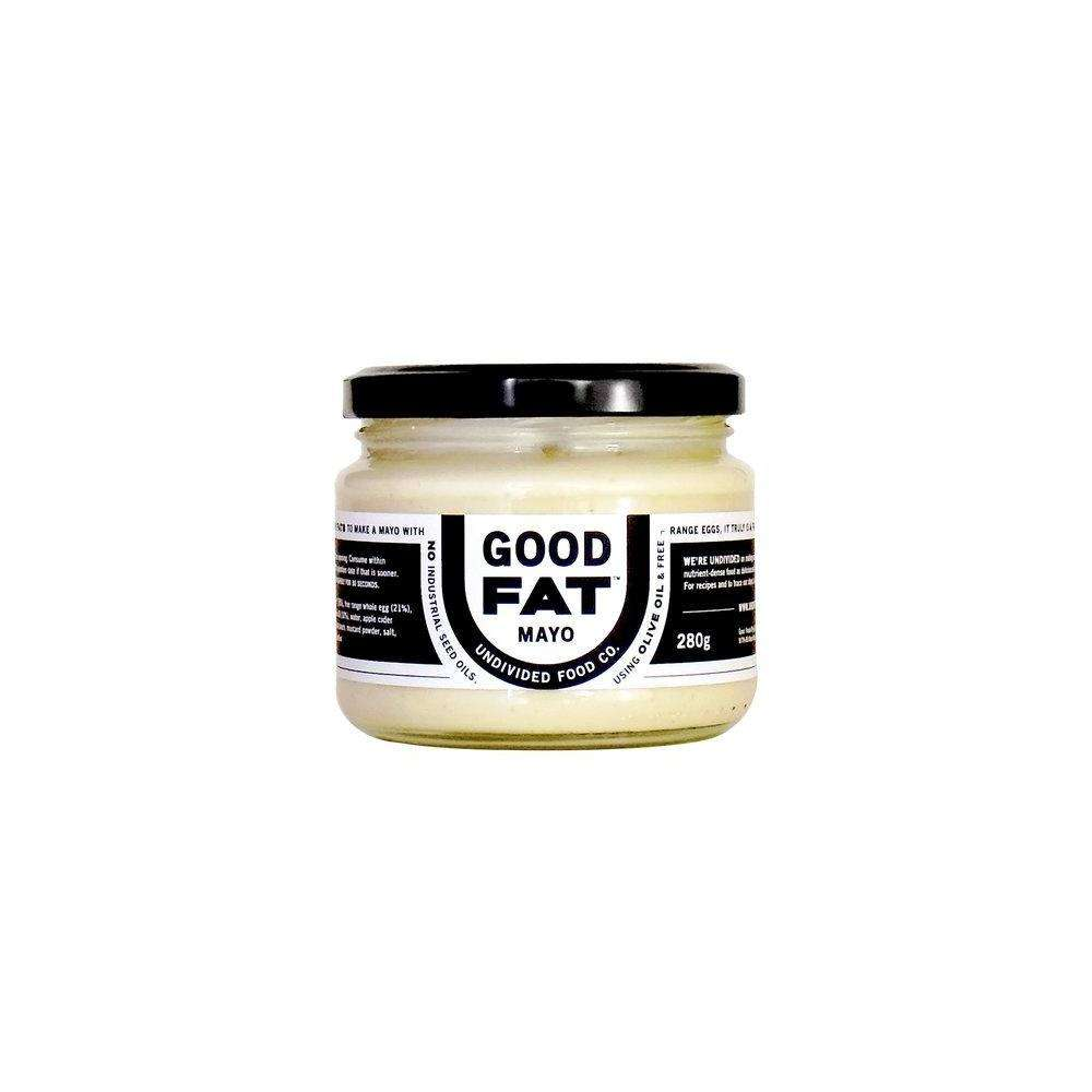 GOOD FAT™ Mayo No Industrial Seeds