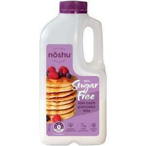 Noshu Pancake Low Carb Mix (GF) 240G