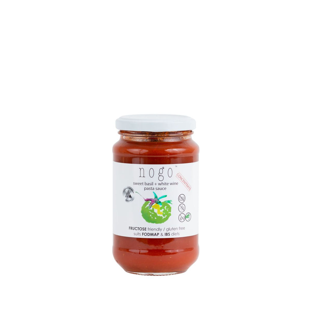 Sweet Basil and White Wine Pasta Sauce 380g
