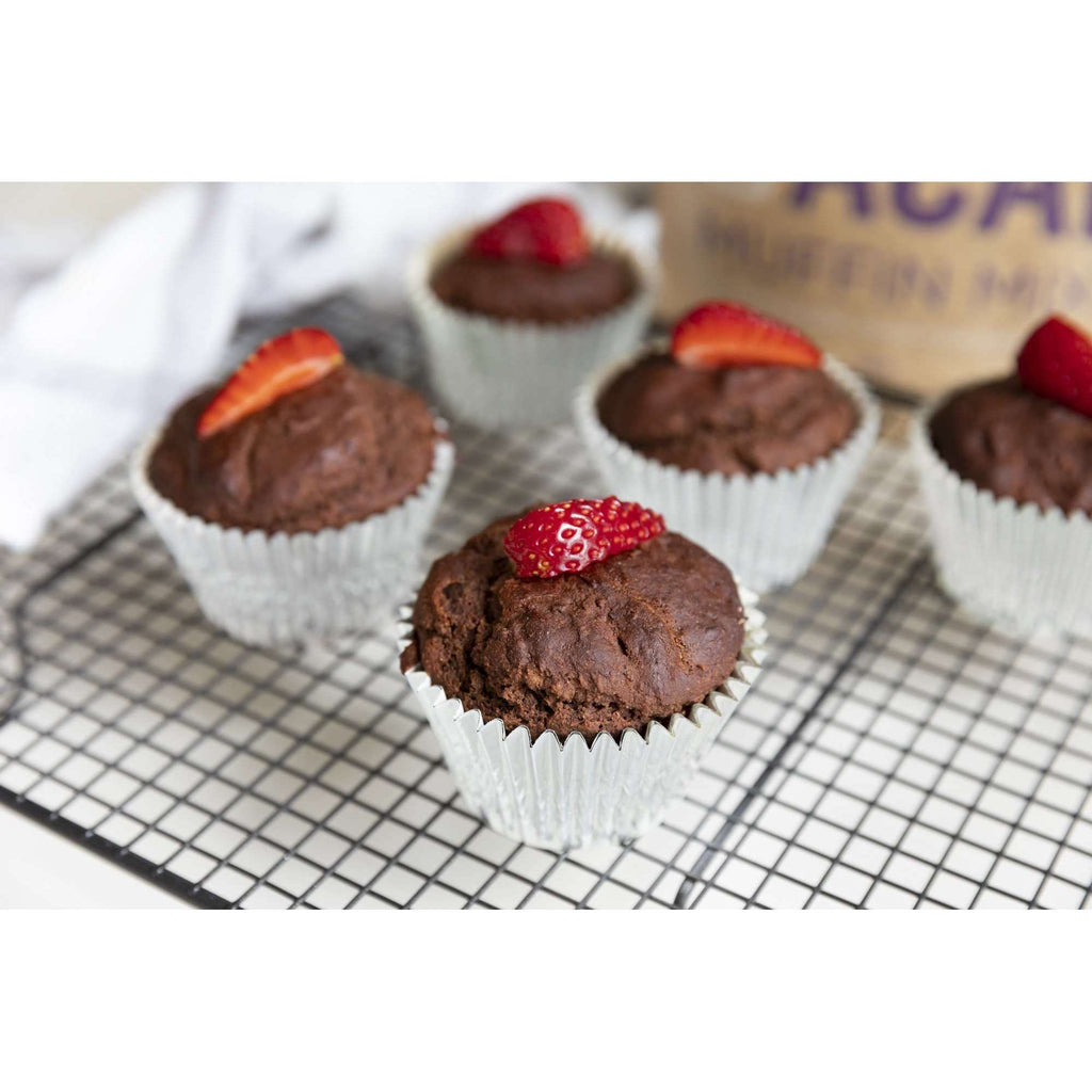 Cacao and Acai Muffin Mix (GF)