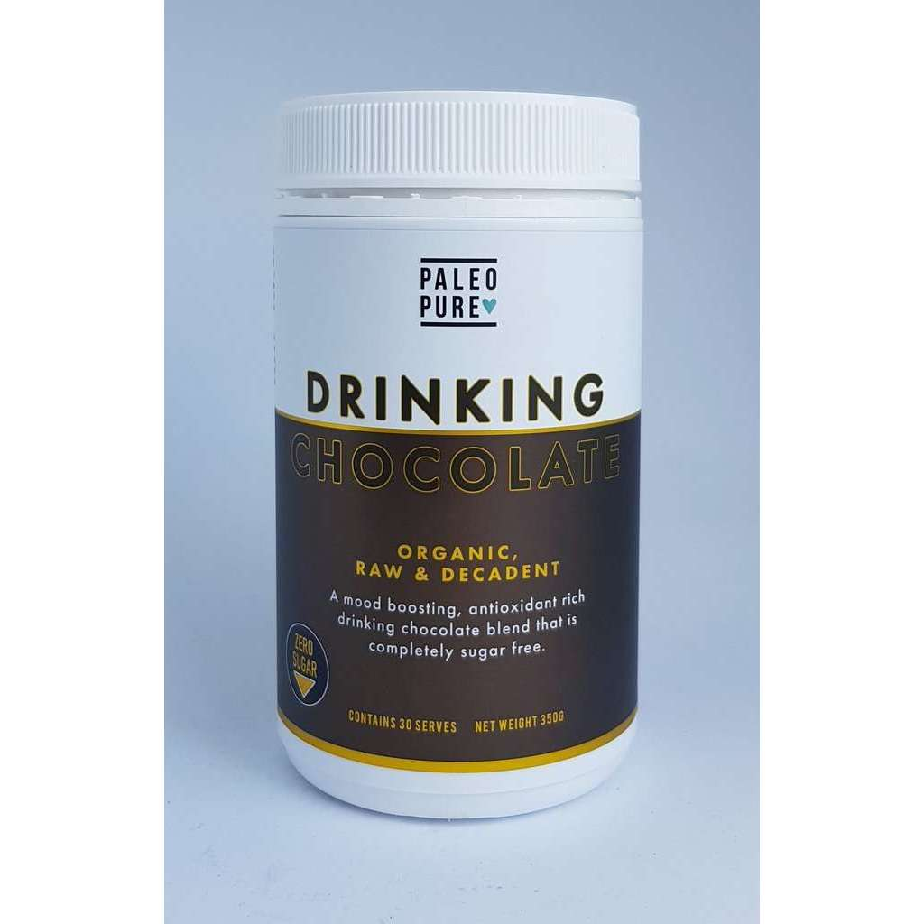 Paleo Pure Drinking Chocolate 350g