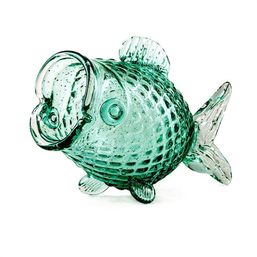 Pols Potten Fat Fish Jar