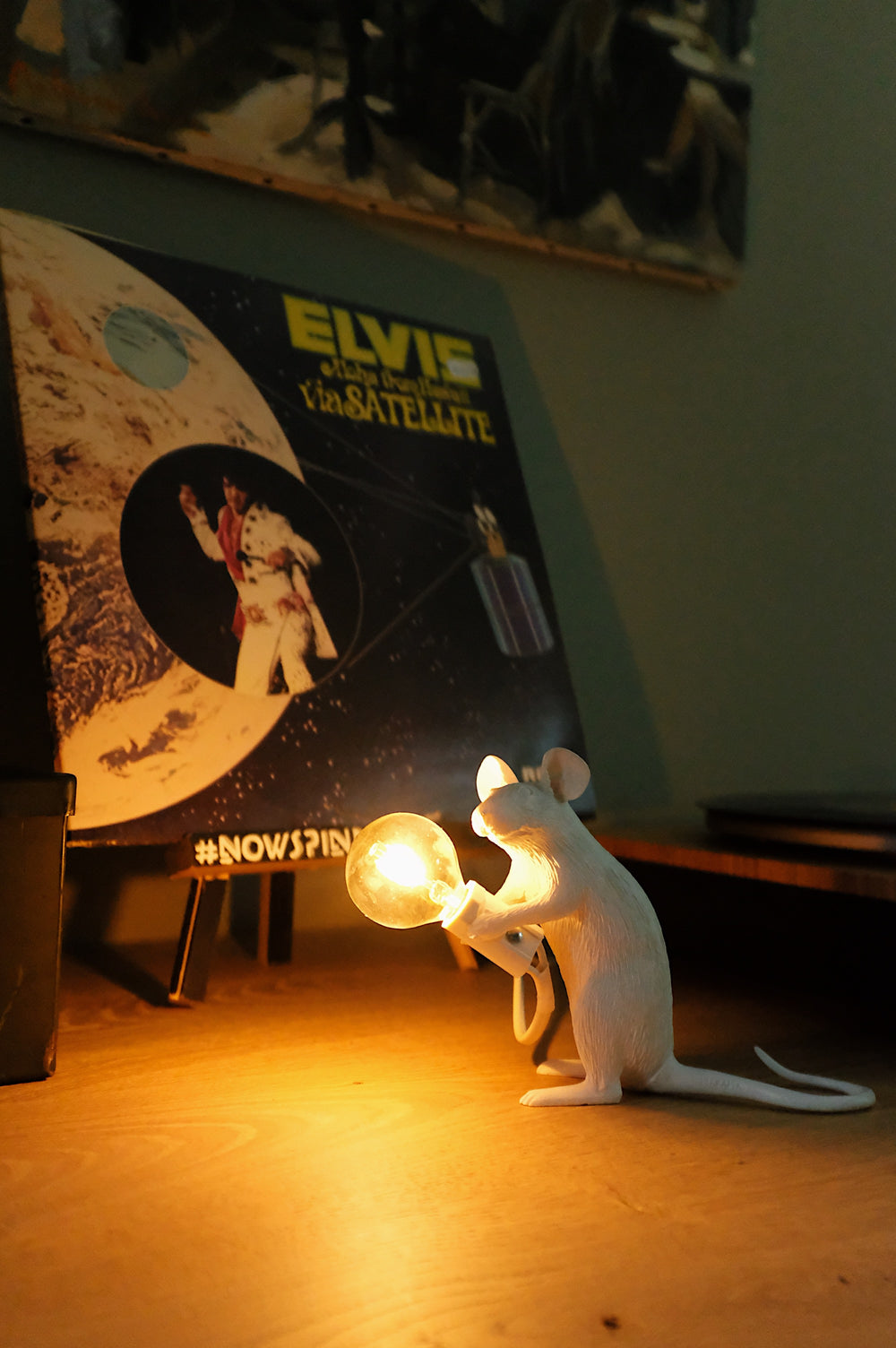 Mouse Lamp Sitting Verlichting Kavel 84 Woonwinkel