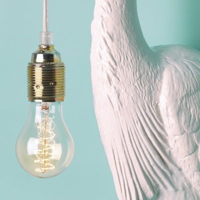 "Reiger wandlamp ""Flying Dutchman"""