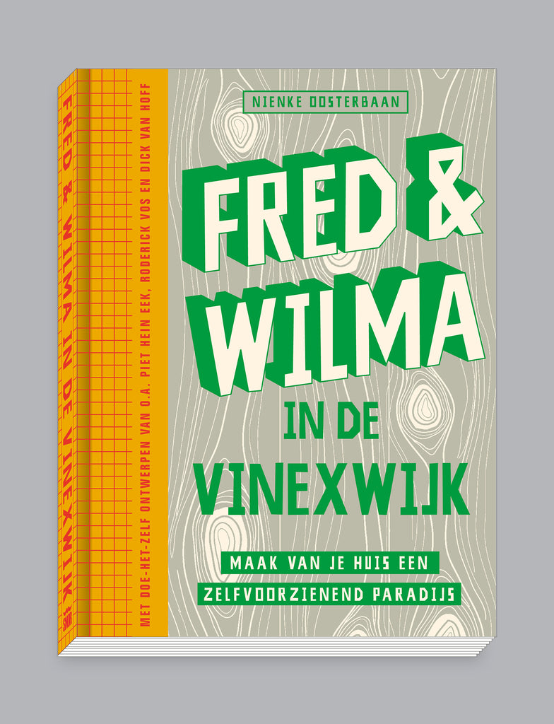 Studio Boot ecoboek - Fred & Wilma in de vinexwijk