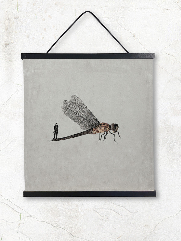 Poster Dragonfly - , Poster, Vanilla Fly [Kavel 84 woonwinkel Waalwijk], [variant_title], [option1], [option2], [option3]