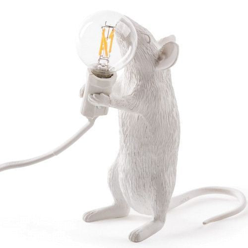 Mouse Lamp Standing, Seletti Verlichting Kavel 84 Woonwinkel