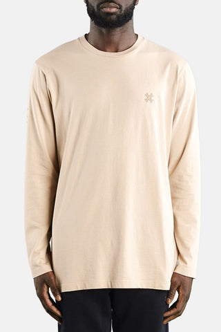 "LONG T-SHIRT ""NUDE"""