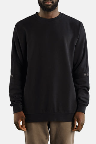 "SWEATSHIRT ""BLACK"""