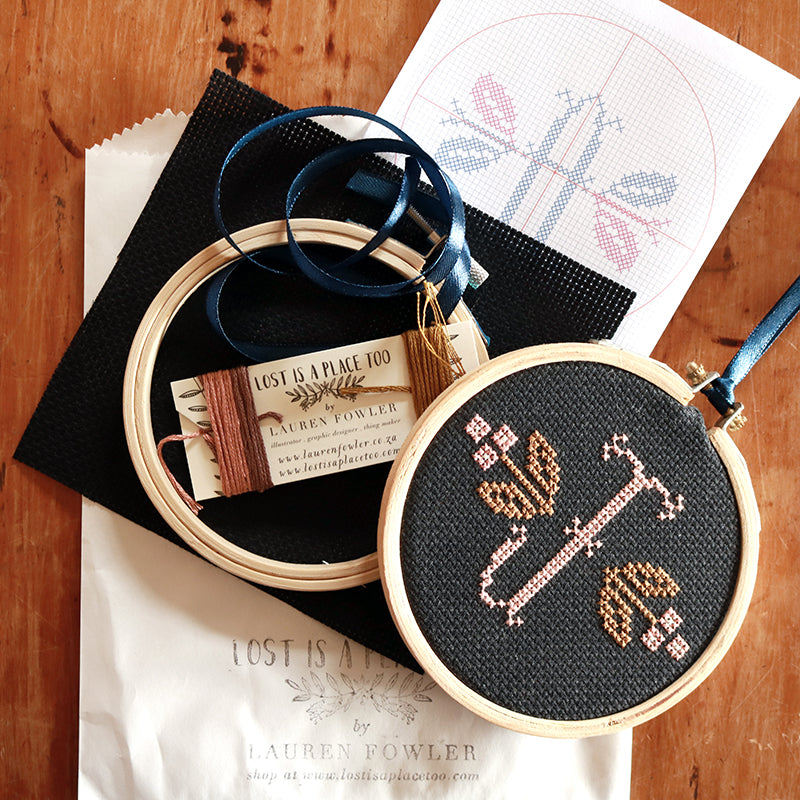 DIY Cross Stitch Kits