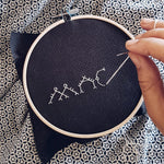 Create your own cross-stitch pattern