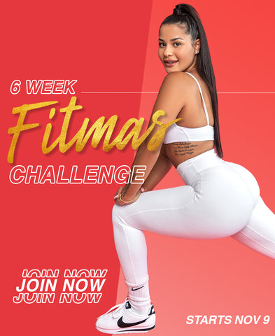 6 Week FITMAS Challenge | JOIN NOW