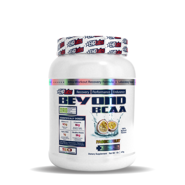 Beyond BCAA | Recovery Intra-Workout